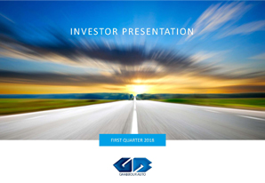 2Q 2018 GB Auto Investor Presentation