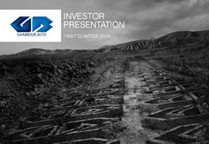 1Q 2015 GB Auto Investor Presentation
