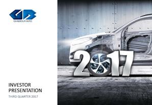 3Q 2017 GB Auto Investor Presentation